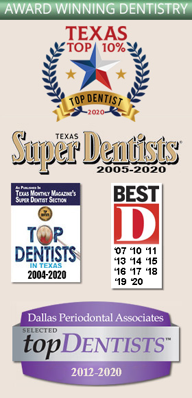 Award Winning Dentistry! 2005–2020