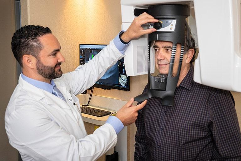 Dental 3D CT Scan