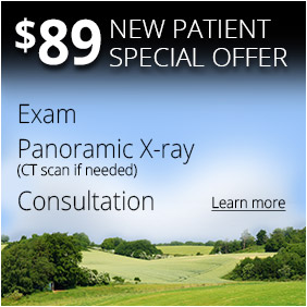 $79 New Patient Special Offer