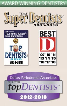 Award Winning Dentistry! Texas Super Dentists® 2005–2015.