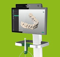 Straumann® CARES® digital scanner